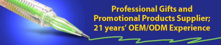 Shanghai Hongbin International Co.Ltd - 21 years' experience in stationery and promotional gifts