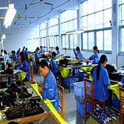 Guangzhou Bellishe Industrial Co. Ltd - Our factory and workers