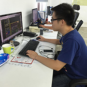 Well & Able Holdings Pte Ltd - Our R&D Staff