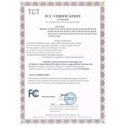 Shenzhen Hao Tian Jun Electronics Technology Co. Ltd - FC certification