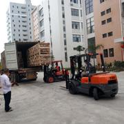 Xiamen Art Sign Co. Ltd - Shipment