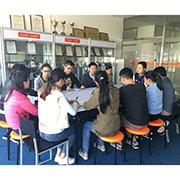 Shenzhen Reborn Technology Co., Ltd-Our Sales Meeting