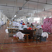 You Lan Apparel Co. Ltd - Our Sewing Room