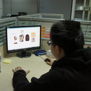 Xiamen Microunion Industrial and Trading Co. Ltd - Our Designer at Work