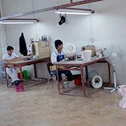 Shantou Lisheng Industrial Co Ltd - Creative R&D staff