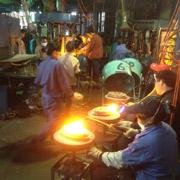 Fengyang Ruitailai Glassware Co. Ltd - Workshop