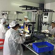 Zhongshan Jinrun Electronic Co. Ltd - Machine Checking the Production Function