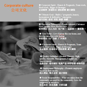 Hong Kong Casdilly Trade Co. Ltd - Corporate culture