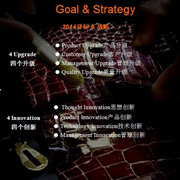 Hong Kong Casdilly Trade Co. Ltd - Goal & strategy