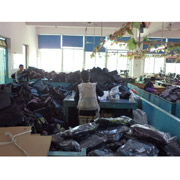 Xiamen Pike Industrial Co. Ltd - QC are inspecting on the goods