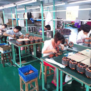 Powerstar Motor Manufacturing Co. Ltd - Our Production Line