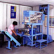 Chyao Shiunn Electronic Industrial Ltd - Automatic wrapping machine