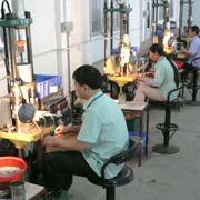 Power Glory Battery Tech (HK) Co. Ltd - Production line