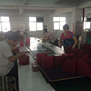 Xiamen Lushunxing Packaging Industrial and Trade Co.,Ltd - Factory Workshop