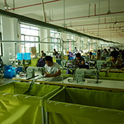 Yiwu Chelsea Bags Co., Ltd - Our Workshop