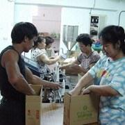 Harvest Cosmetic Industry Co Ltd - Production line
