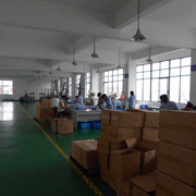 Hot and Cold Products Co. Ltd - Our workshop