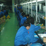 Shanghai Kingstronic Co. Ltd - Other Side of Our Production Line