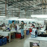 Nan'an City Shiying Sexy Lingerie Co. Ltd - Our factory