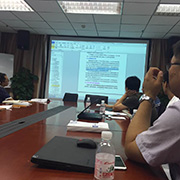 Qingdao Glorious International Trading Co. Ltd - Meeting About New Design
