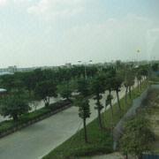 Guangdong Xingda Hongye Electronic Co. Ltd - Good environment, main road inside our plant
