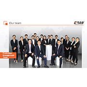 Shenzhen E-Ran Technology Co. Ltd - Production Management Team