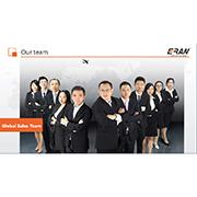 Shenzhen E-Ran Technology Co. Ltd - Global Sales Team