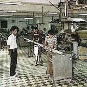 Ocean Spring & Metal Manufacturing Limited - Quality inspection is done during in-process stage