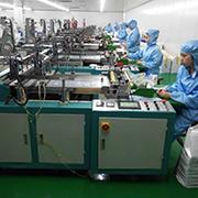 Tonglu D. Universe Plastics Products Co. Ltd - Bags Cutting Area