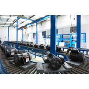 Cixi Waylead Electric Motor Manufacturing Co. Ltd - Our production line