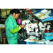 Shenzhen SiYe Apparel Co.,Ltd - Shenzhen Siye Apparel Co. Ltd QC at work