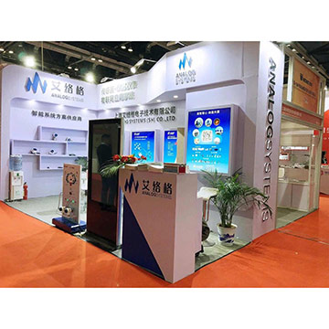 Foreign Clients Visit our Booth & Factory