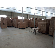 Caoxian Shinehome Artware Co. Ltd - Finished products warehouse