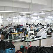 Xiamen Vdo Sport Industry Co. Ltd - Our production line