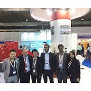 Esavior (Guangzhou) Green Energy Co. Ltd - Mr.Leo sales director of Esavior and POD team