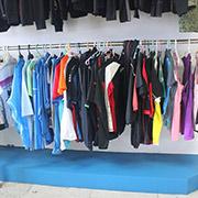 Xiamen Vdo Sport Industry Co. Ltd - Our sample room