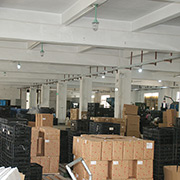 Shenzhen Baolian Plastic Products Manufactory - Our packaging warehouse
