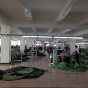 Xiamen Zanyu Industrial Limited - Corner of Production Line
