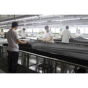Ningbo Yinzhou Taifeng(Zhibao) Garments Co.,Ltd. - Our Cutting Room