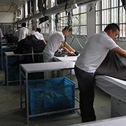 Ningbo Yinzhou Taifeng(Zhibao) Garments Co.,Ltd. - Ironing