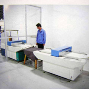 Qingdao Classic Landy Garments Co. Ltd - Needle inspection and final to packing department