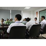 Dongguan SanChuang Metal & Plastic Co.Ltd - R&D Seminar and Exchange