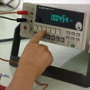 Zhangzhou Eastern Intelligent Meter Co. Ltd - Conducting QC procedure
