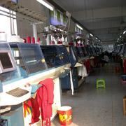 Qingdao Classic Landy Garments Co. Ltd - Auto sweater line