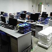 Shenzhen Tonrei Digital Technology Co., Ltd - Our R&D office