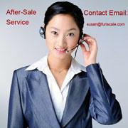 Fuzhou Furi Electronics Co. Ltd - After-sales customer service staff