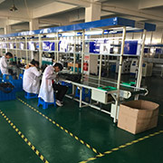 Ningbo Kingsun Union Electronic Co. Ltd - Our skilled QC at work