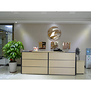 Shenzhen Bolinia Technology Co. Ltd - Our reception front desk
