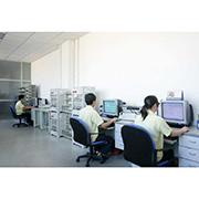 Shenzhen Recel Electronic Co.,Ltd - Our Battery Testing Area