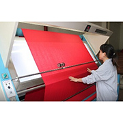 One Meter Sun LTD - Our Cloth Inspection Machine